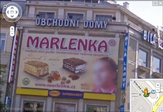 street view marlenka