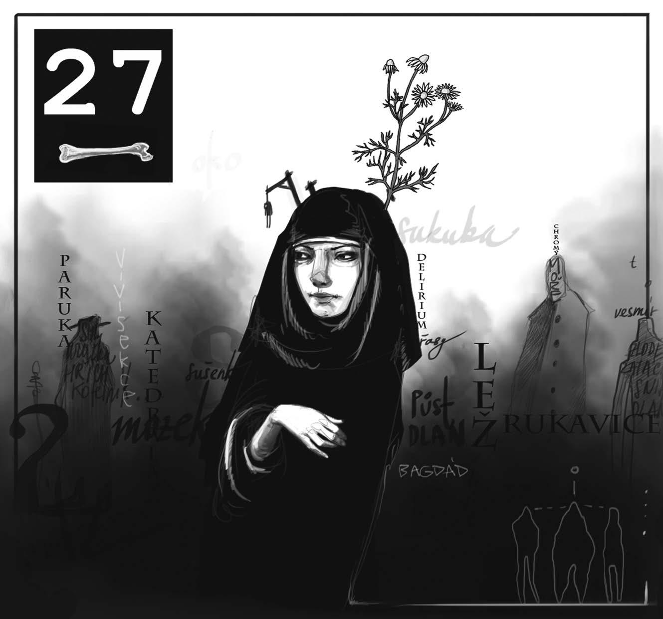 """Sbírka básní """"27"""""""